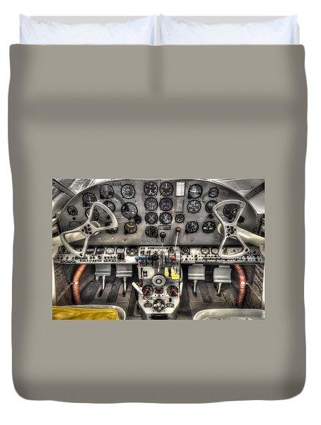 Cockpit Duvet Cover