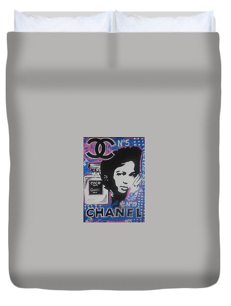 Coco Dandridge Duvet Cover