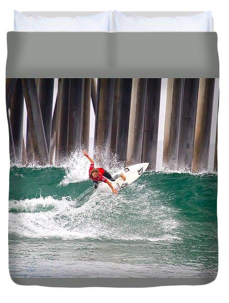 Coco Ho Surfer Girl Duvet Cover