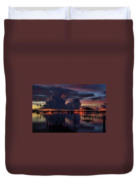 Cocoa Bay Duvet Cover