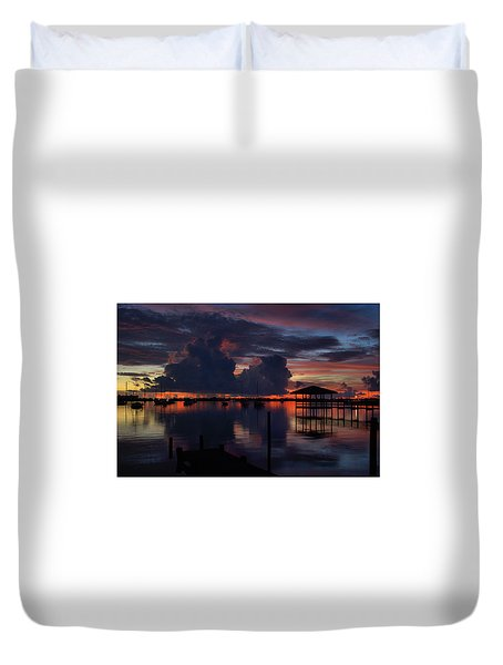 Cocoa Bay Duvet Cover