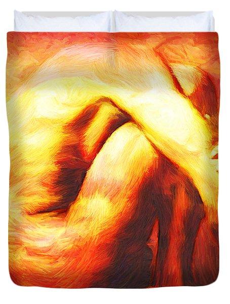 Cocoon Duvet Cover