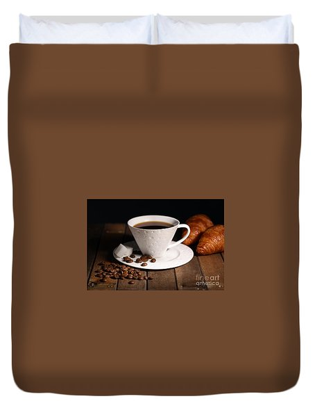 Coffee #4 Duvet Cover