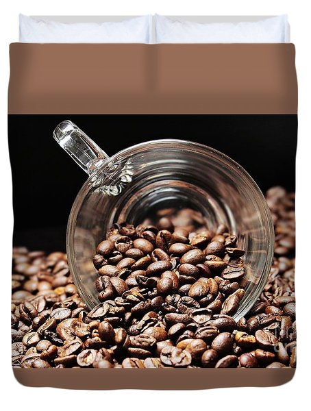 Coffee #9 Duvet Cover
