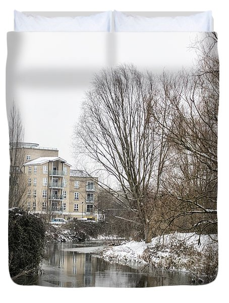 Colchester Reflections Duvet Cover