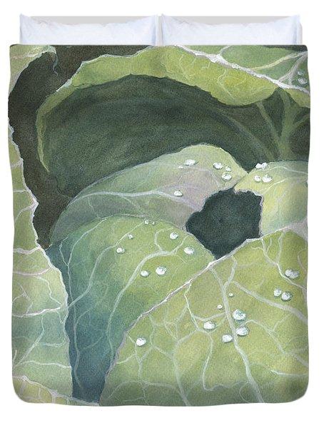 Cold Crop Duvet Cover