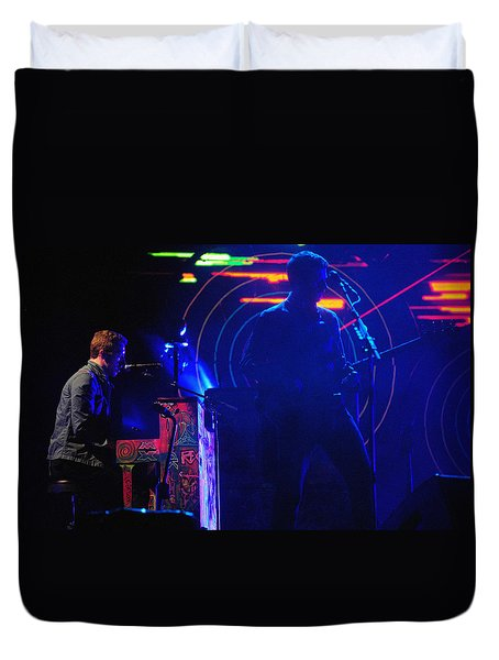 Coldplay2 Duvet Cover