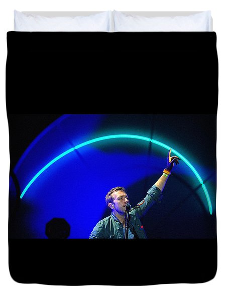 Coldplay3 Duvet Cover