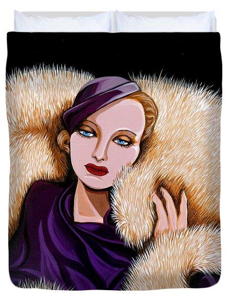 Colette Duvet Cover