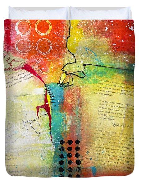 Collage Art 5 Duvet Cover