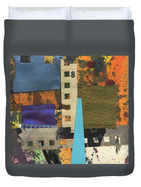 Collage5 Duvet Cover