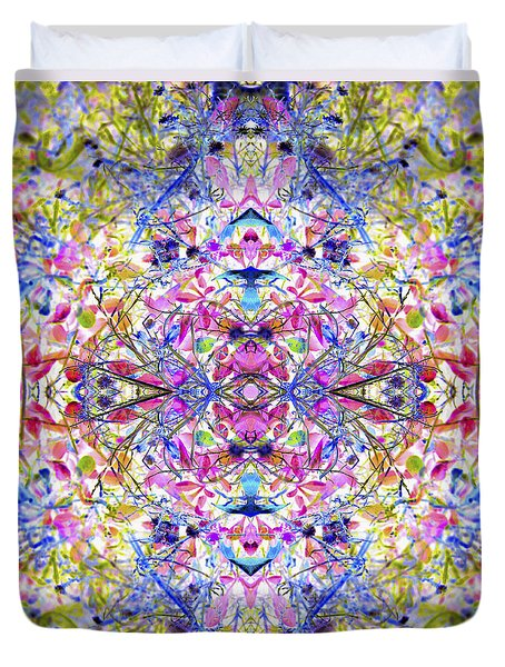 Collective Dream Ascends Duvet Cover