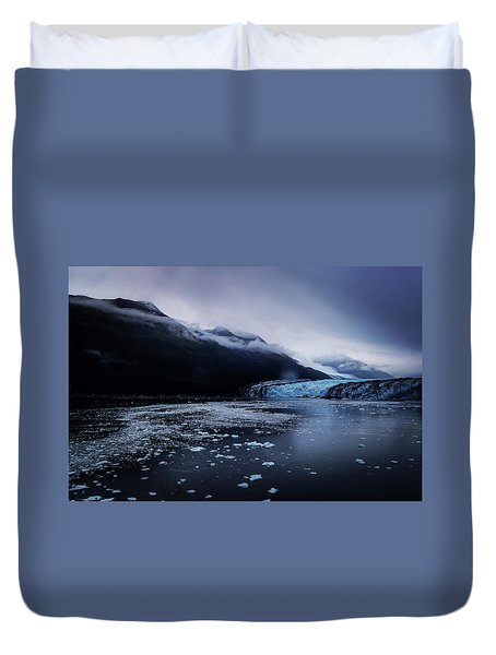 College Fjord Duvet Cover