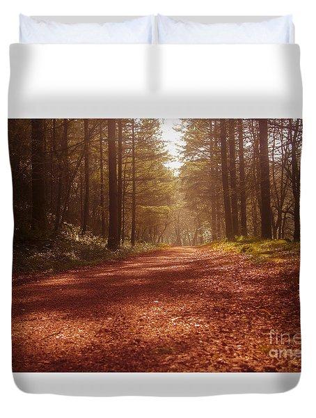 Colligan Autumn 2 Duvet Cover