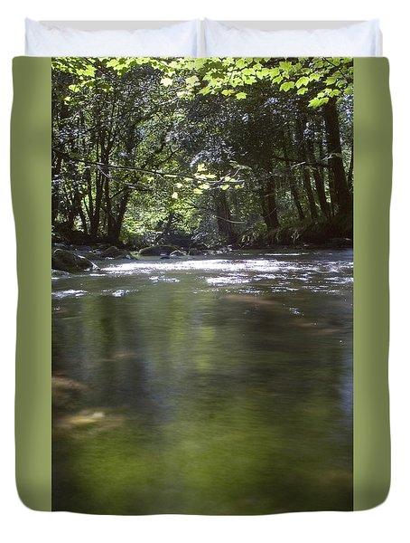 Colligan River 3 Duvet Cover