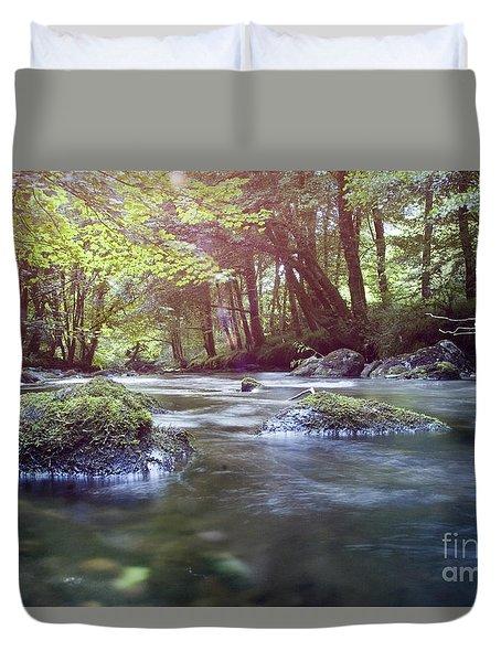 Colligan River Dream 1 Duvet Cover