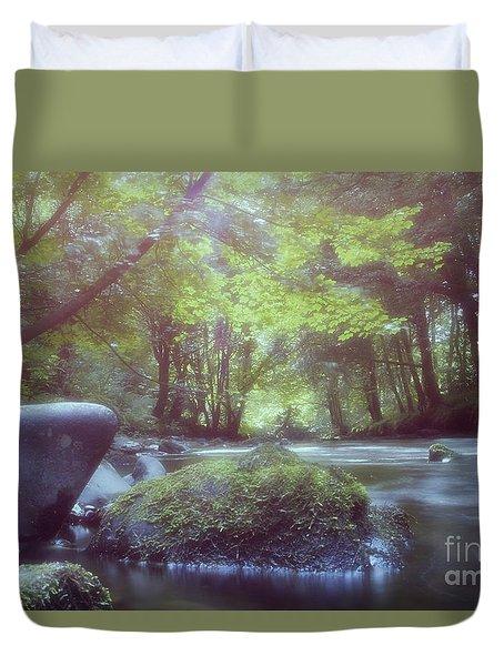 Colligan River Dream 2 Duvet Cover