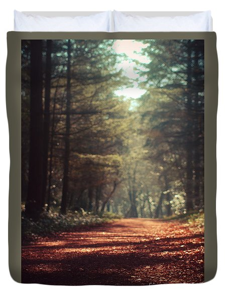 Colligan Woods Duvet Cover