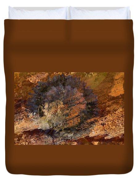 Collision Duvet Cover