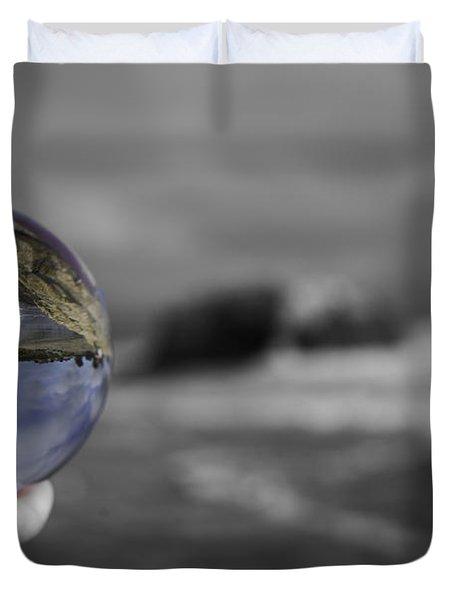 Color Ball Duvet Cover
