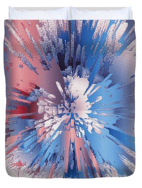 Dramatic Coloratura Soprano Duvet Cover by Moustafa Al Hatter