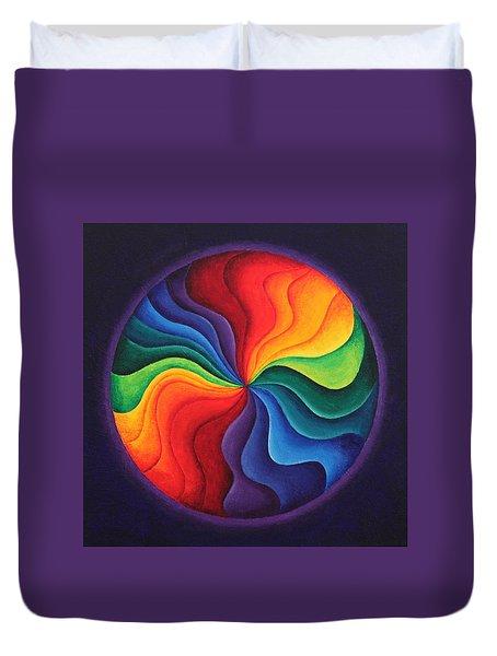 Color Joy Duvet Cover
