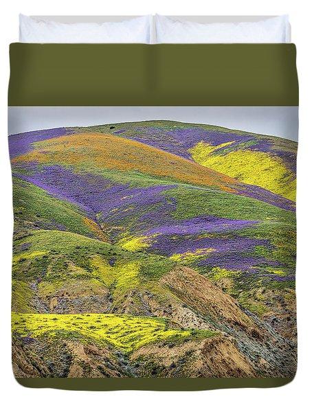 Color Mountain II Duvet Cover