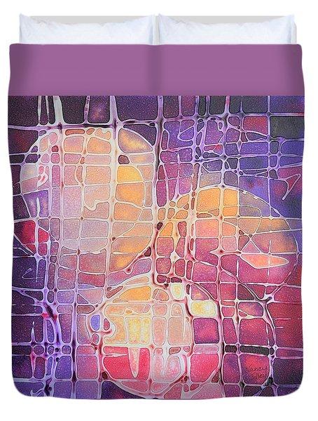 Color Odyssey Duvet Cover