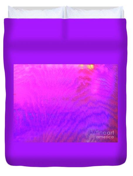 Color Surge Duvet Cover