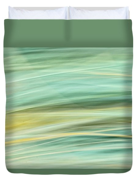 Color Swipe Duvet Cover