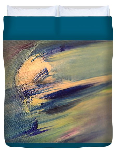 Color Washing Duvet Cover