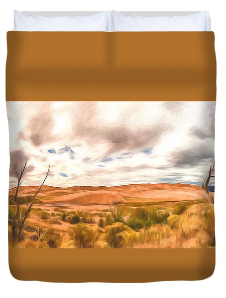 Colorado Dunes Duvet Cover