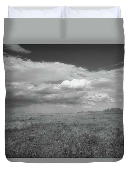 Colorado Grassland Duvet Cover