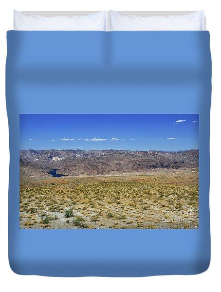 Colorado River In Arizona Duvet Cover by RicardMN Photography