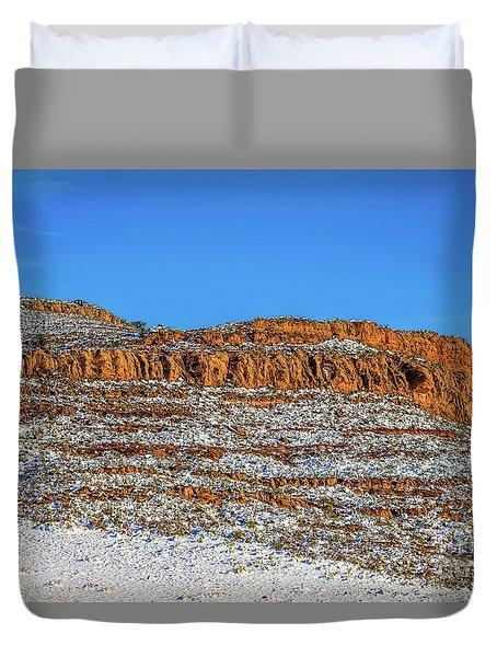 Colorado Spring Duvet Cover
