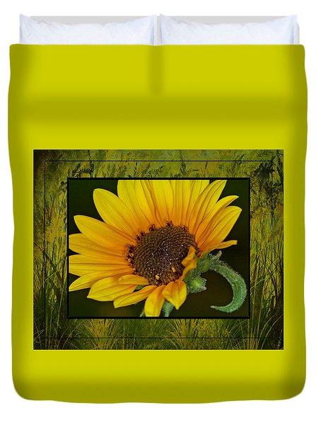 Colorado Sunflower Duvet Cover