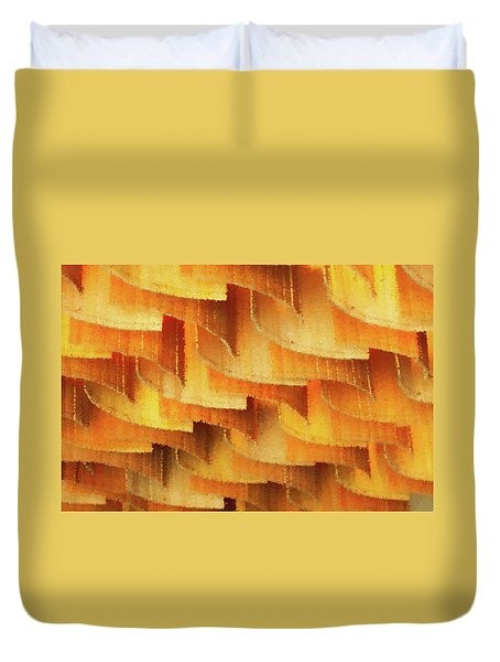 Colorful Bamboo Ceiling- China Duvet Cover