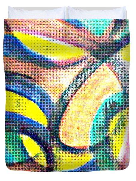 Colorful Soul Duvet Cover