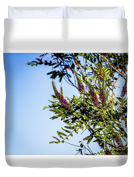 Colorful Tree Duvet Cover