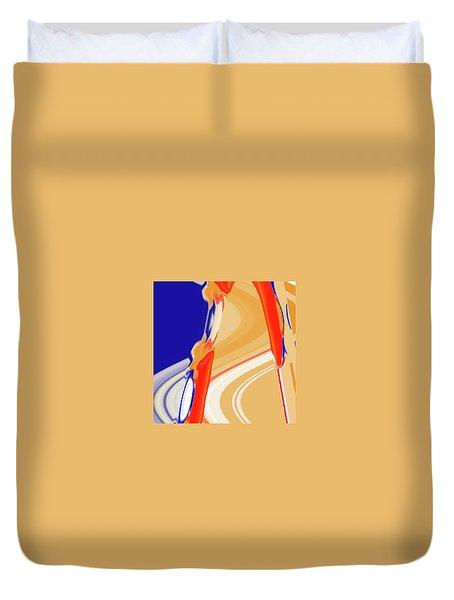 Colorguard Duvet Cover