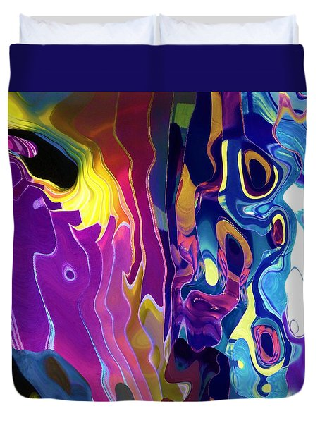 Colorinsky Duvet Cover
