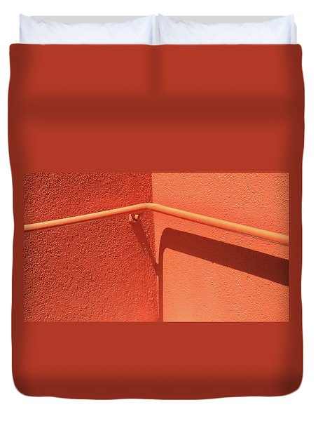Colors And Shadows Cornered Duvet Cover
