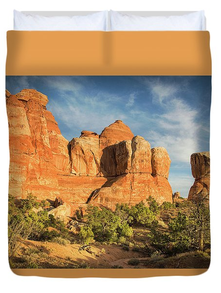 Colors Of Chesler Park Duvet Cover