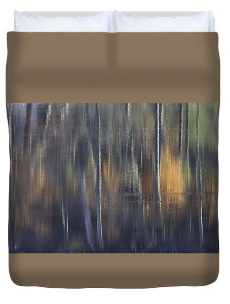 Colors Of Fall 07 Duvet Cover
