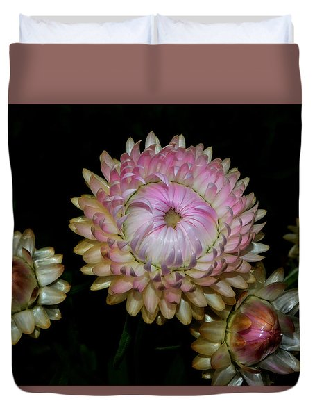 Duvet Cover featuring the photograph Colors Of Nature - Grand Opening Stages 001 by George Bostian