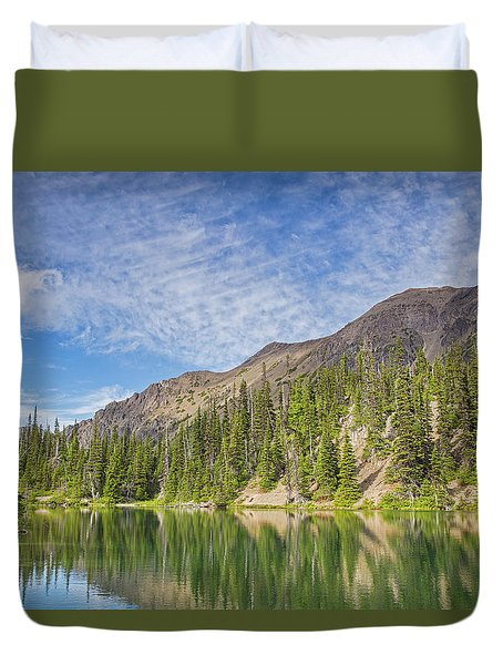 Colors Of The Olympics Duvet Cover