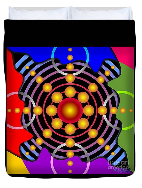 Colorscape 3-1 Duvet Cover