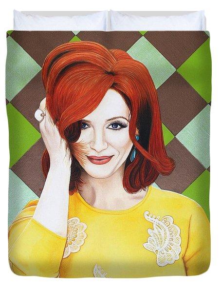 Colour Inspired Beauty Duvet Cover