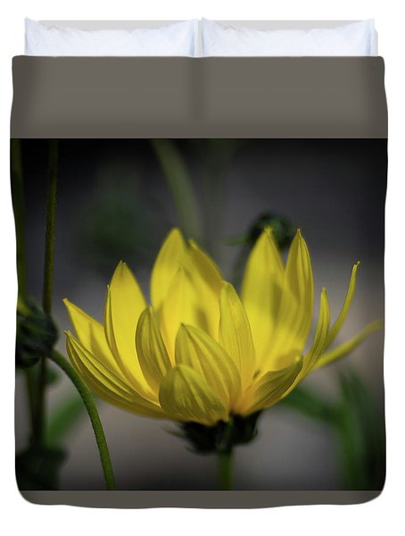 Colour Of Sun Duvet Cover