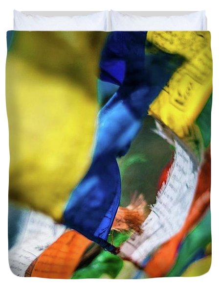 Colourful Duvet Cover